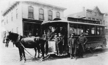 history cca trolley