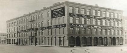 history cleveland plant