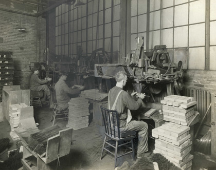 history factory worker
